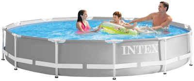 Intex Pool »PrismFrame«, ØxH: 366x76cm