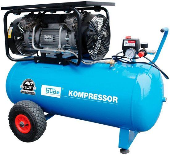 GÜDE Kompressor »AIRPOWER 480/10/90«