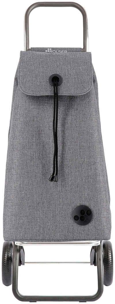 Rolser Einkaufstrolley »RG I-Max Tweed«, 43 l, in verschiedenen Farben, Max. Tragkraft: 50 kg