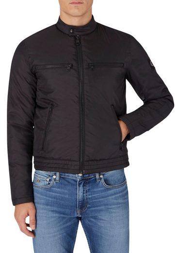 Calvin Klein Jeans Blouson »PADDED MOTO JACKET«