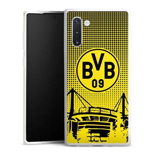 DeinDesign Handyhülle »BVB Dots« Samsung Galaxy Note 10, Hülle Stadion BVB Borussia Dortmund