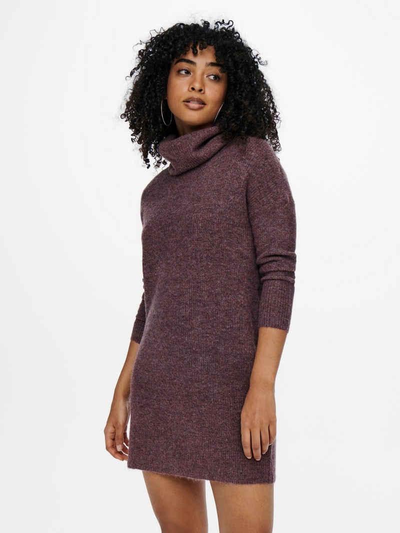Only Shirtkleid »3746« ONLY Damen Strickkleid Longsleeve Knit Kleid ONLJANA Dress Pullover