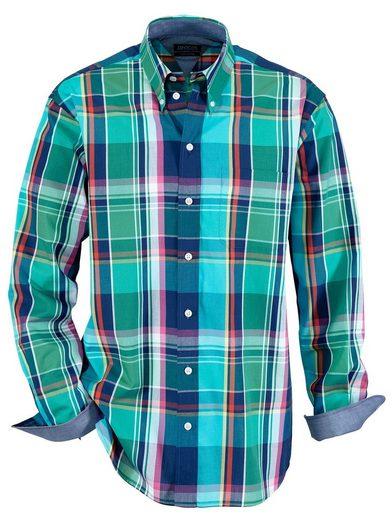 Schlussverkauf Babista Hemd in harmonischen Aquafarben