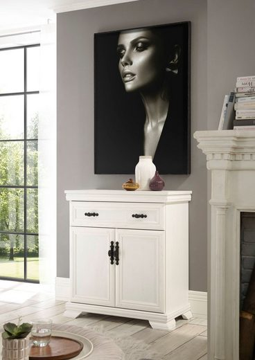 Home affaire Kommode »Royal«, exclusiv Design im Landhausstil