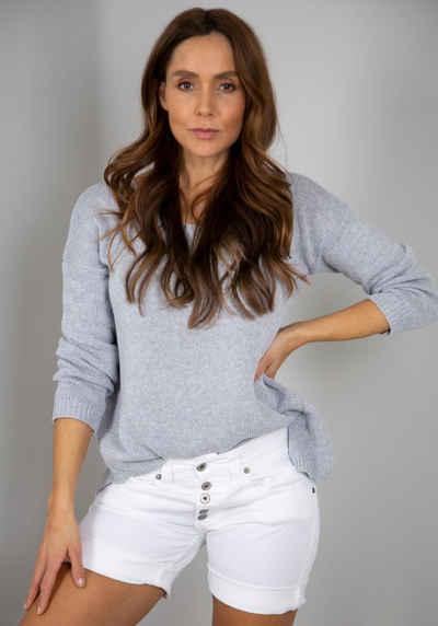 Please Jeans Jeansshorts »P88A« Boyfriend-Cut