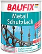 Baufix Metallschutzlack »Silbergrau«, 1 Liter, silberfarben, Bild 1