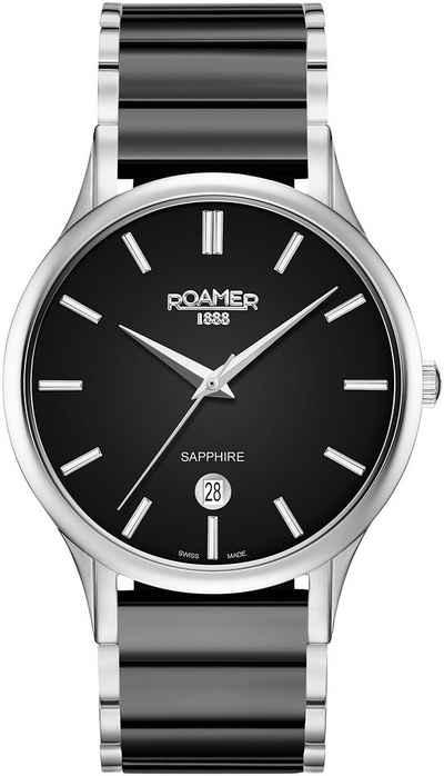 Roamer Schweizer Uhr »C-Line Gents, 657833 41 55 60«