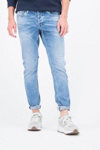 Garcia Slim-fit-Jeans mit Smart Hosentasche
