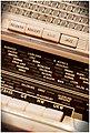 Art & Pleasure Metallbild »Record station«, Musiker, Bild 1