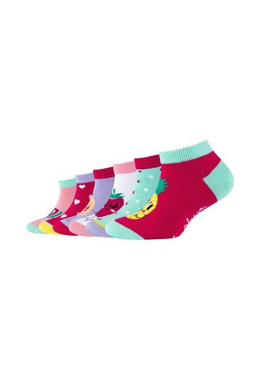 Skechers Socken (6-Paar) im praktischen 6er Pack