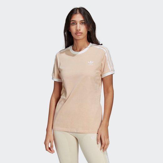 adidas Originals T-Shirt »ADICOLOR CLASSICS 3-STREIFEN«