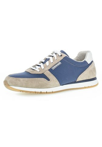 Pius Gabor Sneaker im Material derinys