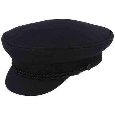 Balke Schiebermütze original Elbsegler Mütze aus Tuchstoff