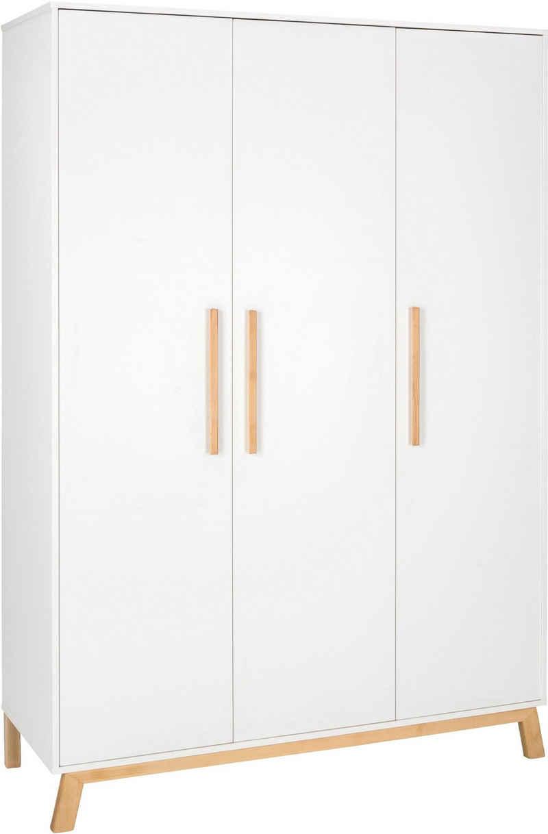 Schardt Kleiderschrank »Sienna White« 3-türig; Made in Germany