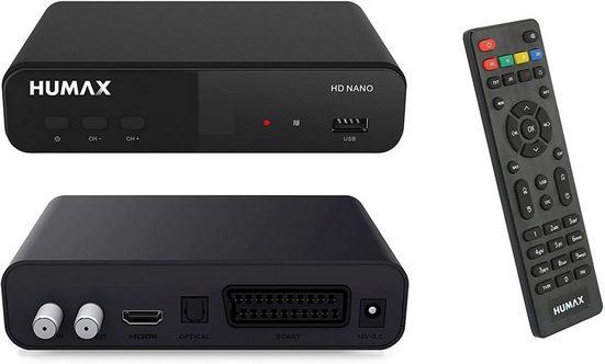 Humax »Humax HD Nano Digitaler HD Satellitenreceiver« Satellitenreceiver
