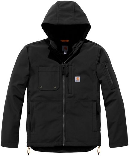 CARHARTT Arbeitsjacke »HOODED ROUGH CUT«