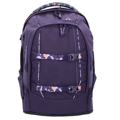 Satch Schulrucksack »pack«, Polyester