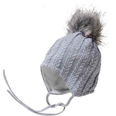 Sterntaler® Schirmmütze »Baby Mütze für Jungen«