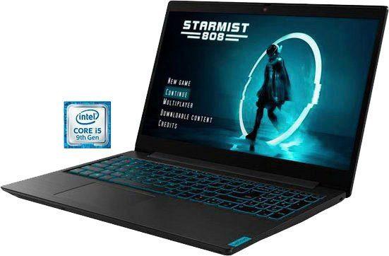 Lenovo ideapad L340-17IRH Gaming 81LL0091GE Gaming-Notebook (43,94 cm/17,3 Zoll, Intel 9300H, GeForce GTX 1650, 512 GB SSD, Kostenloses Upgrade auf Windows 11, sobald verfügbar)