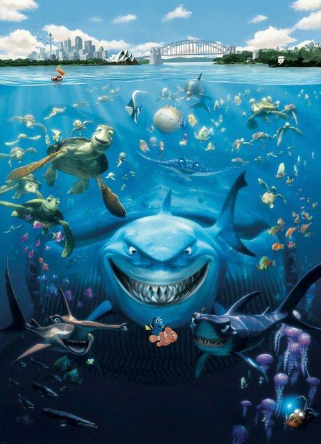 Komar Fototapete, Nemo