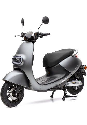 Nova Motors E-Motorroller »S3 Lithium« 2000 W 45 k...