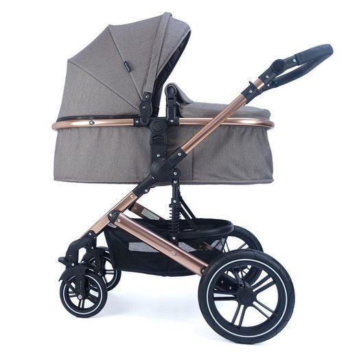 Pixini Kombi-Kinderwagen »Pixini Neyla Kinderwagen«