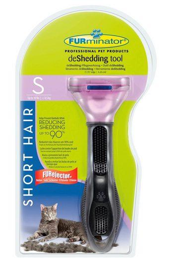 Furminator Katzen-Pflegebürste »FURminator Short Hair Small Cat S«