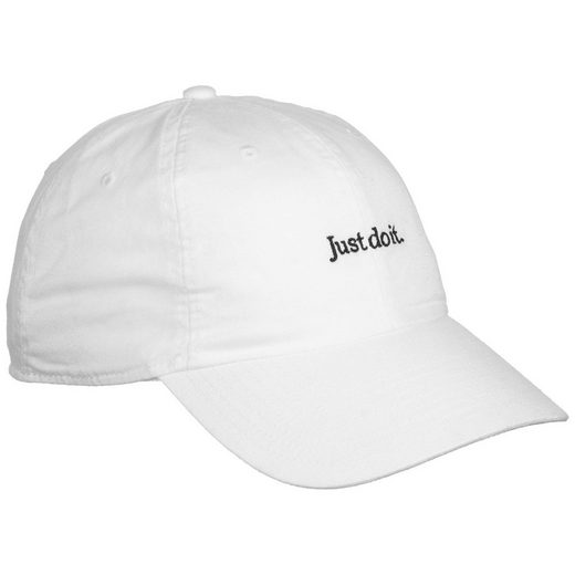 Nike Sportswear Baseball Cap »Heritage86 Just Do It Washed«