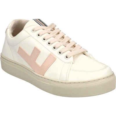 Flamingos' Life »CLASSIC 70's WHITE VANILLA GREY« Sneaker
