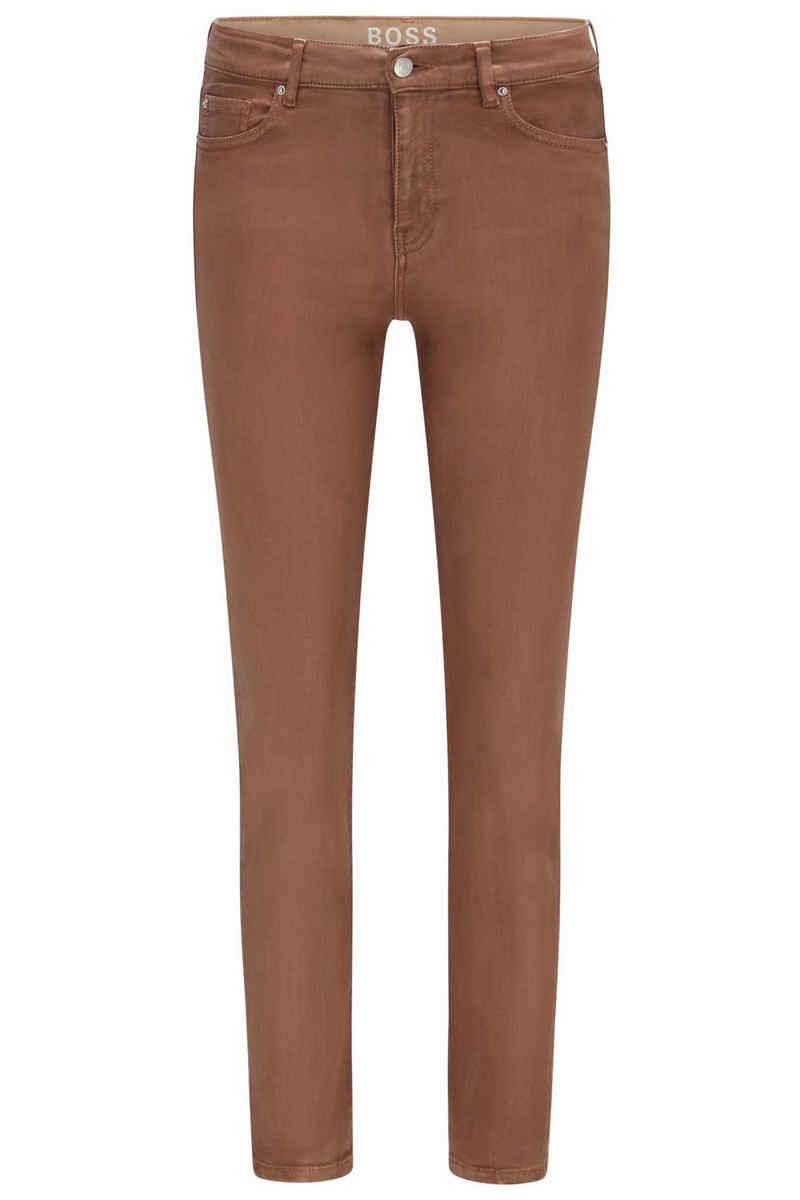 Boss Slim-fit-Jeans »Jeans Slim Crop 1.0«
