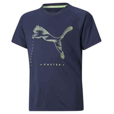 PUMA T-Shirt »Active Sport Jugend T-Shirt aus Polyester«