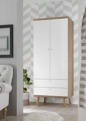 Kleiderschrank »MERLE« im skandinavischen Design