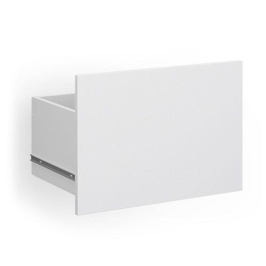 Vicco Schublade »COMPO M13 weiß/weiß Groß Aktenschrank Bücherregal«
