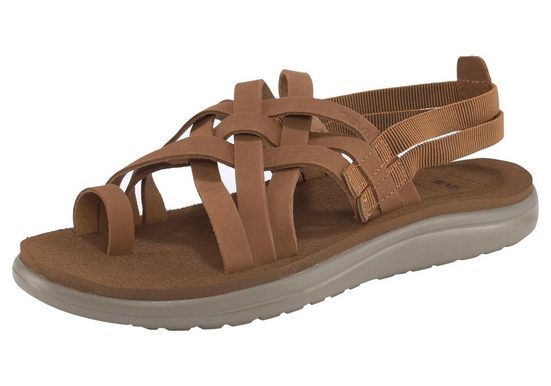 Teva »Voya Strappy Leather« Sandale