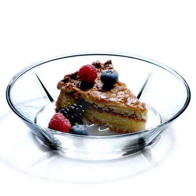 Rosendahl Schale »Dessert Teller - 4er Set GRAND CRU«, Glas
