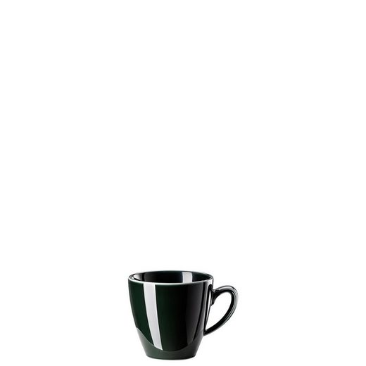 Rosenthal Tasse »Mesh Colours Forest Kaffee-Obertasse«, Porzellan