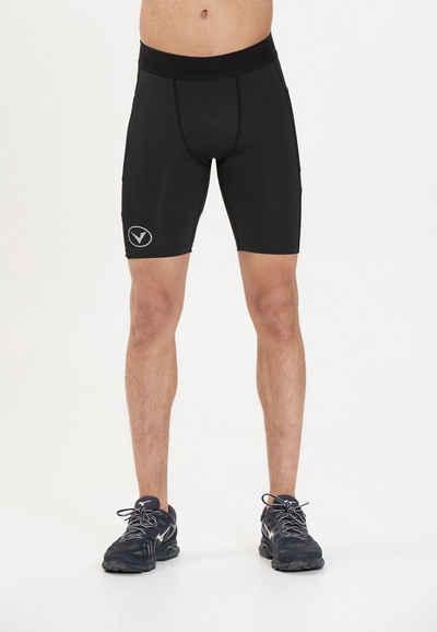Virtus Lauftights »BONDER M Baselayer Shorts« mit seitlichem Einsteckfach