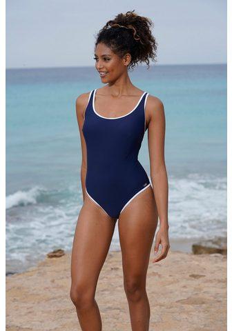 Venice Beach Maudymosi kostiumėlis su Kontrastpipin...
