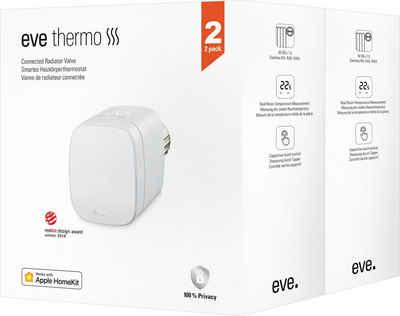 EVE »Thermo 2020 2-er Pack« Smartes Heizkörperthermostat