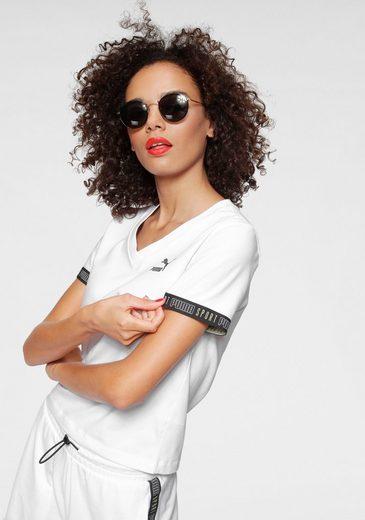 PUMA T-Shirt »Puma Sport Tape Tee«