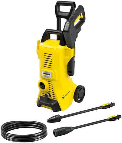 KÄRCHER Hochdruckreiniger »K 3 Power Control«, Druck max: 120 bar, Fördermenge max: 380 l/h, mit G 120 Q Power Control-Pistole und Strahlrohren