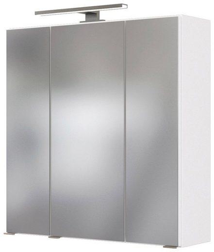 HELD MÖBEL Spiegelschrank »Matera« Breite 60 cm, mit 6 verstellbaren Glasböden