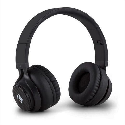 Auna »Urban Chameleon 2-in-1 Kabellose Kopfhörer Speaker Bluetooth 3.0 + EDR« Bluetooth-Kopfhörer