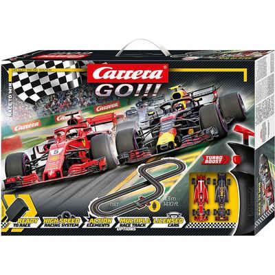 Carrera® Autorennbahn »Race to Win«
