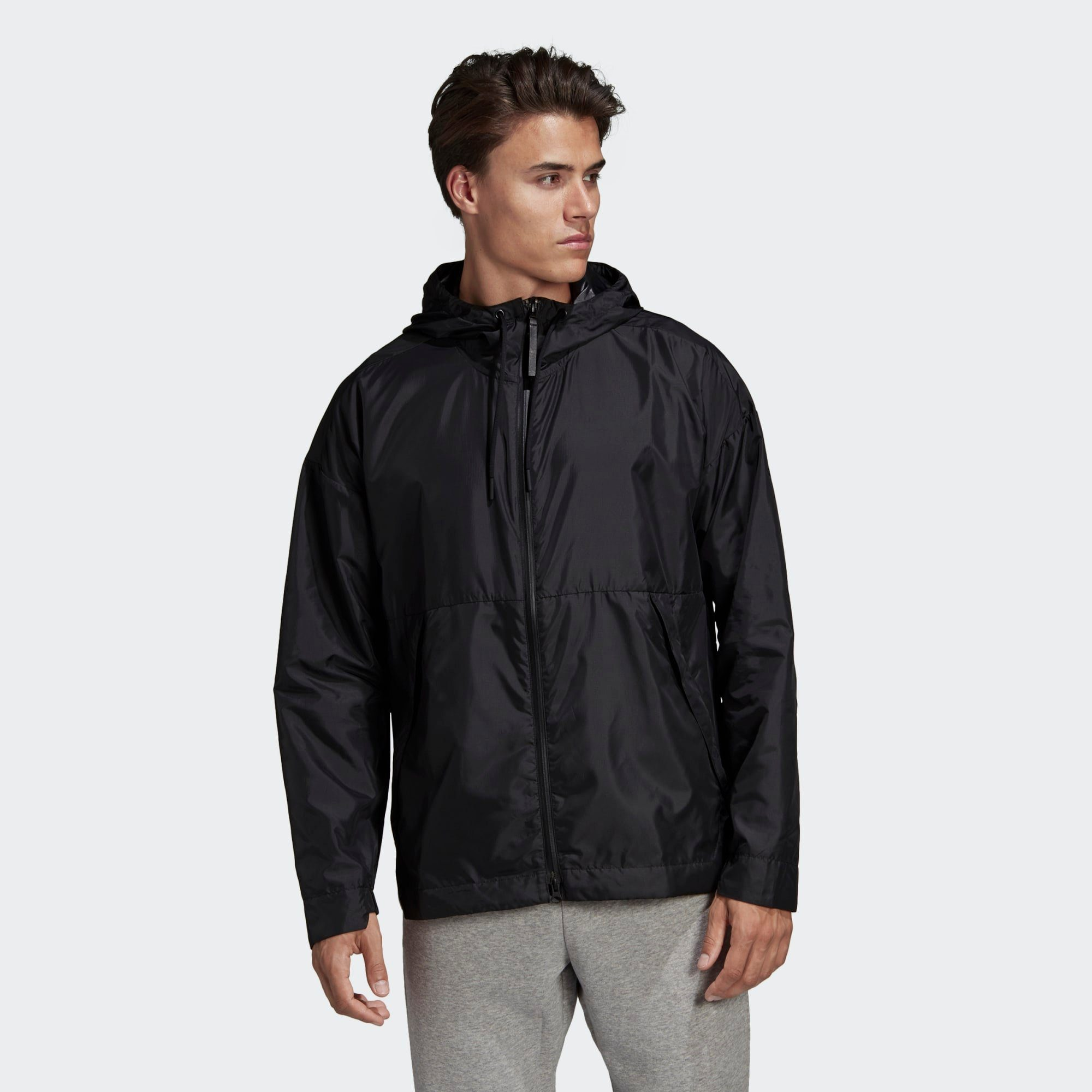 adidas Performance URBAN CLIMASTORM WINDBREAKER