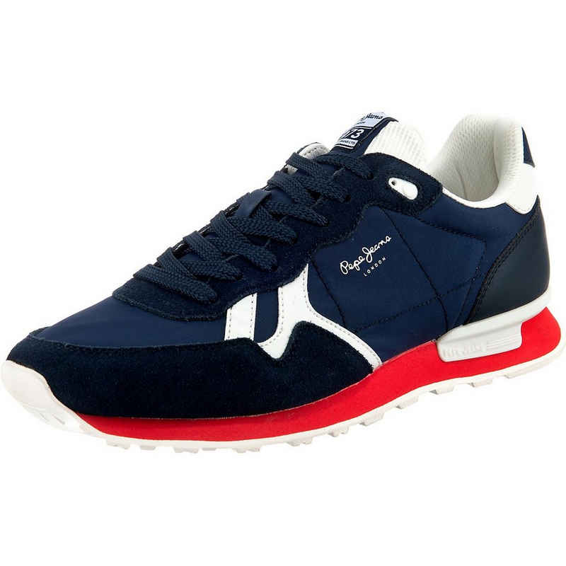 Pepe Jeans »Britt Man Mesh Sneakers Low« Sneaker