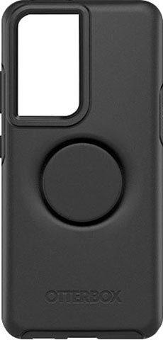 Otterbox Smartphone-Hülle »Otter+Pop Symmetry Samsung Galaxy S21 Ultra 5G« Samsung Galaxy S21 Ultra 5G 17,3 cm (6,8 Zoll)