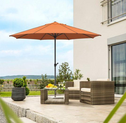 Schneider Schirme Sonnenschirm »Adria«, ohne Schirmständer