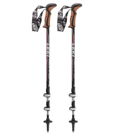 Leki Wanderstöcke »Wanderstöcke / Trekkingstöcke Corklite SL - 1 Paar«