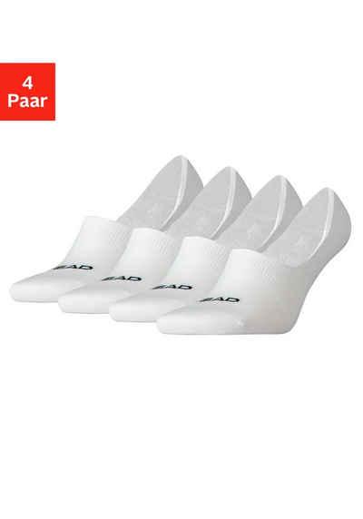 Head Füßlinge (4-Paar) mit hohem Spann